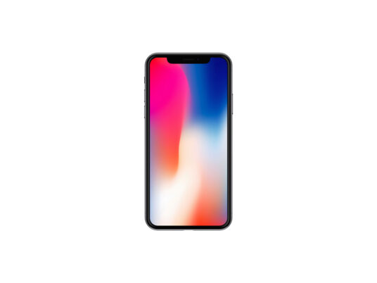 Front View iPhone X Mockup