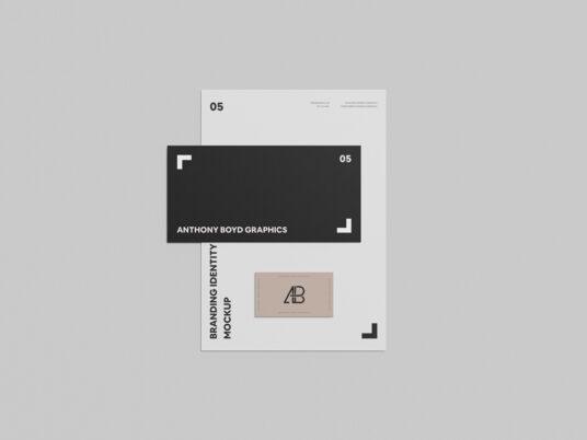 Small Branding Identity Mockup