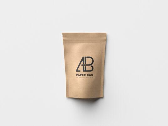 Paper Bag/Pouch Mockup